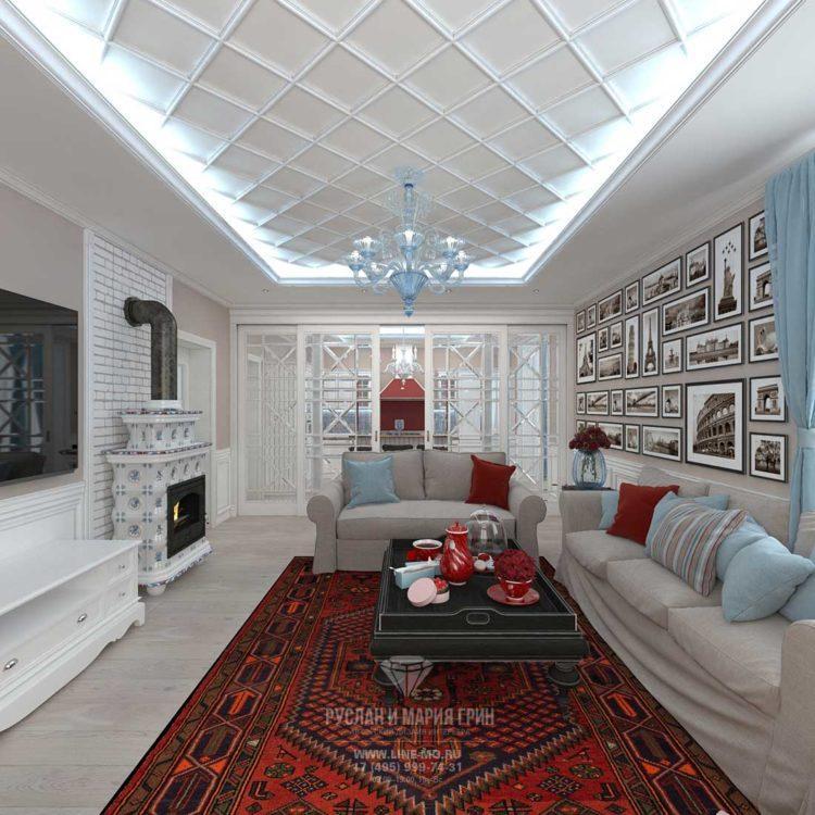 200 идей дизайна интерьера квартир с фото �� - Ремонт своими руками