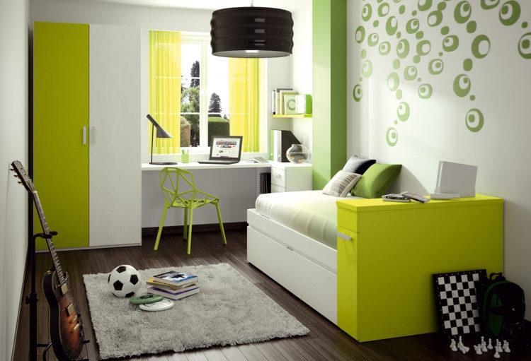 200 идей дизайна интерьера комнаты подростка с фото �� - Ремонт своими руками