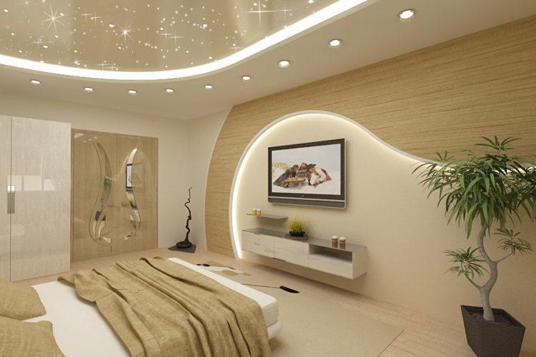 200 идей дизайна интерьера спальни с фото �� - Ремонт своими руками