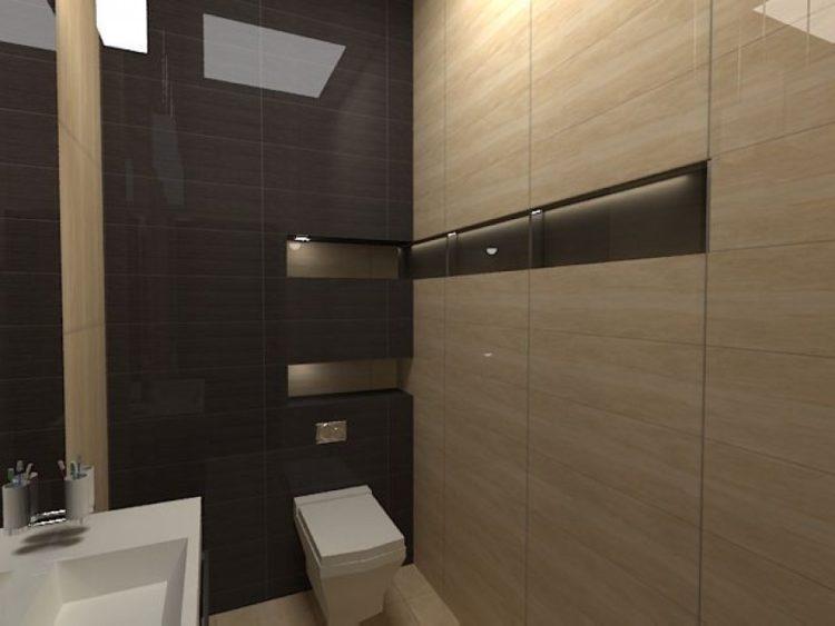 200 идей дизайна интерьера маленького туалета с фото �� - Ремонт своими руками