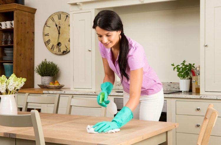 7 простых таблиц для каждой хозяйки, которые облегчат уборку дома