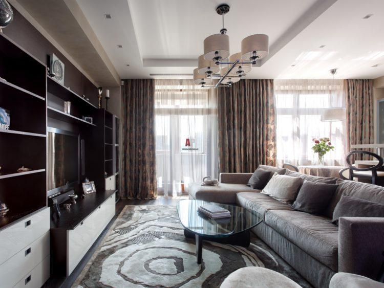 200 современных идей дизайна интерьера маленькой гостиной с фото �� - Ремонт своими руками