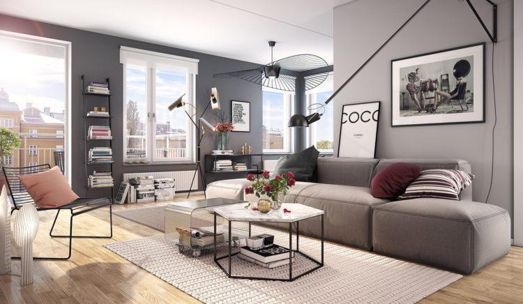 200 идей дизайна интерьера маленькой квартиры с фото �� - Ремонт своими руками