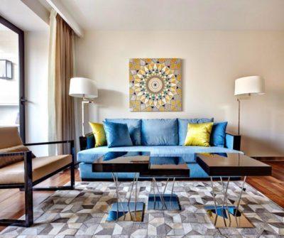 200 современных идей дизайна интерьера маленькой гостиной с фото 🖼