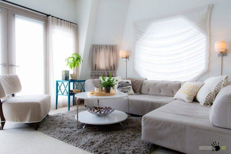200 актуальных идей дизайна интерьера гостиной с фото �� - Ремонт своими руками