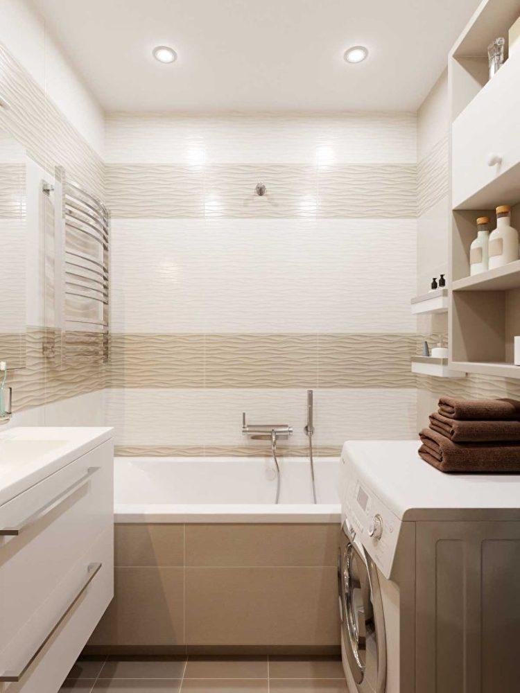 200 идей дизайна интерьера ванной комнаты в квартире с фото �� - Ремонт своими руками
