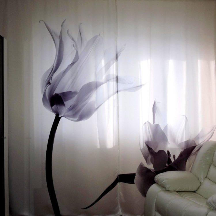200 идей дизайна фотоштор с фото �� - Ремонт своими руками