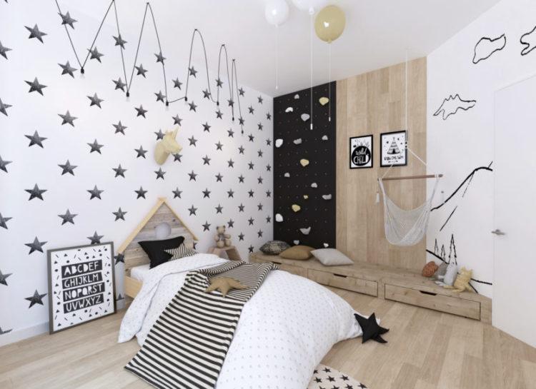 200 идей дизайна интерьера детской в скандинавском стиле с фото �� - Ремонт своими руками