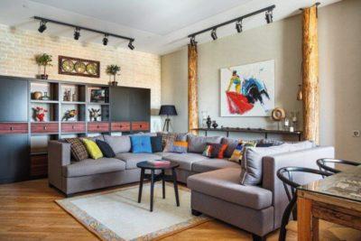 200 идей дизайна интерьера лофт-квартиры с фото 🖼
