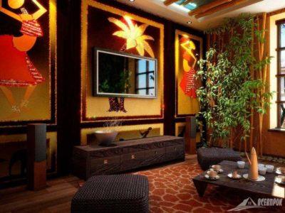 200 идей дизайна интерьера в индийском стиле с фото