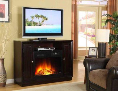 200 идей дизайна интерьера с камином в квартире с фото 🖼