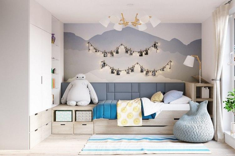 Детская комната 2020