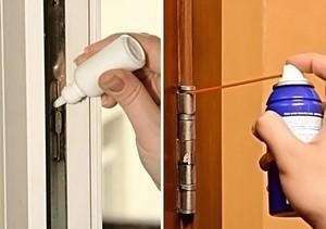 Что делать, если скрипит дверь в комнате
