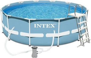 Как правильно хранить каркасный бассейн Intex и Бествей зимой