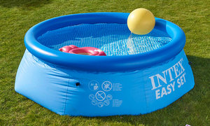 Как заклеить дырку в бассейне в домашних условиях