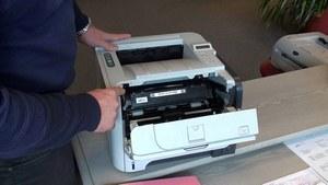 Как правильно пользоваться лазерным и струйным принтером: инструкция