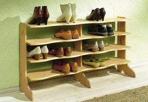 Как собрать своими руками стеллаж или полку для обуви