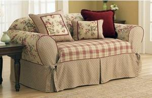 Как самостоятельно сшить чехол на диван: пошаговая инструкция