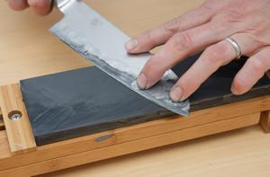 Правильный угол заточки кухонного ножа