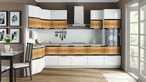 Как выбрать хороший и долговечный кухонный гарнитур
