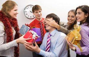 Корпоративные новогодние подарки