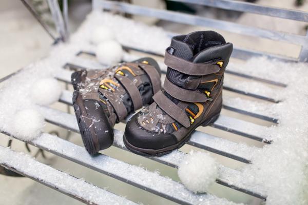 Выбор обуви для ребенка в межсезонье