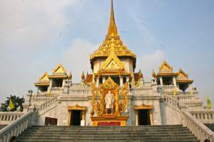 Бангкок - город Золотого Будды