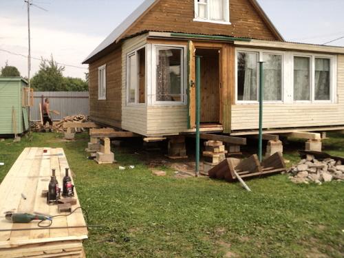 Ремонт дачного дома: с чего начать