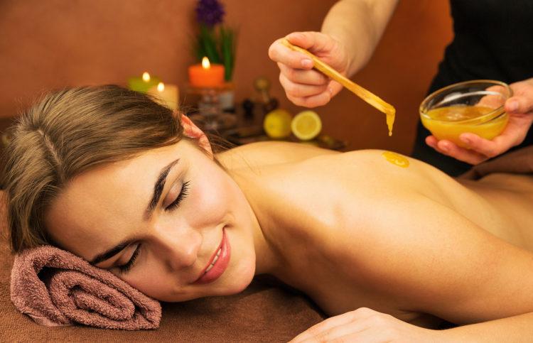 Медовый массаж в Кривом Роге