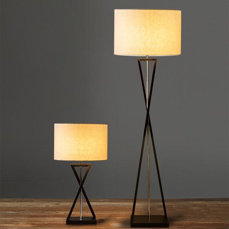 Напольные светильники снова в моде