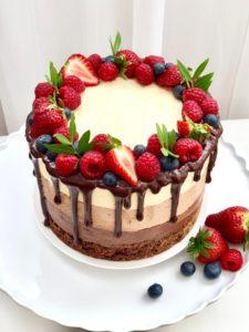 Истории кондитерских изделий - тортов