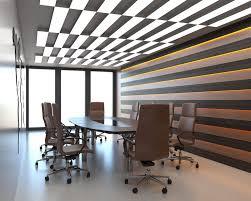 Основы оформления дизайн-проекта интерьера офиса
