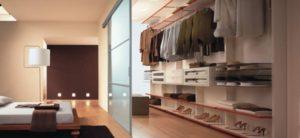 Гардеробные комнаты. Обновляем квартиру