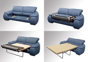 Какими бывают механизмы раскладывания диванов