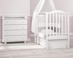 Какую детскую кроватку выбрать?