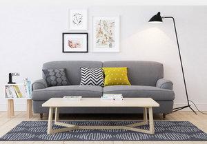 Советы по выбору мягкой мебели в скандинавском стиле
