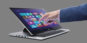 Стоит ли выбирать ноутбук с сенсорным экраном