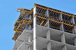 Особенности технологии монолитного строительства